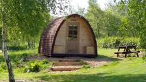 Burton - Lakeside Camping Pods and Caravan Pitches